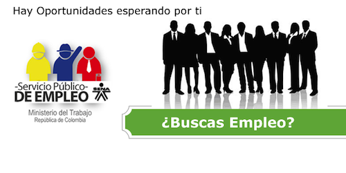 Ofertas de Empleo SENA  Ofertas de Empleo SENA