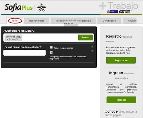 imagen 1 SOFIA Plus Sena Virtual