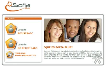 wwwsenasofiapluseduco www.senasofiaplus.edu.co