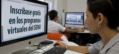Nuevos cursos Virtuales en el SENA