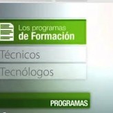 Programas del SENA
