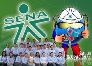 Salud Ocupacional en SENA SOFIA Plus