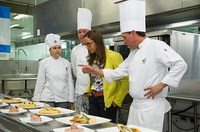 Curso Auxiliar de Cocina SENA