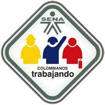 Colombianos trabajando SENA