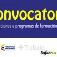 Convocatoria SENA cursos cortos presenciales y virtuales